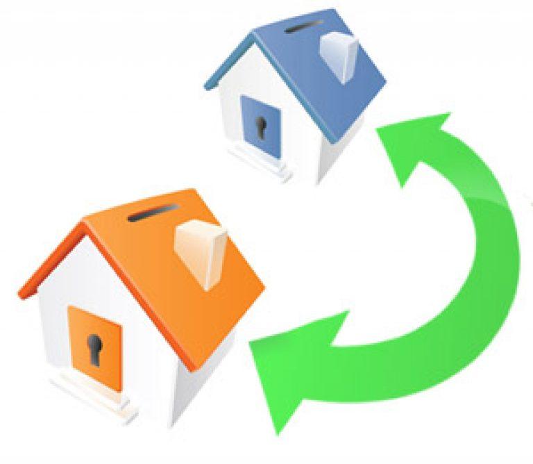 как обменять квартиру на дом с доплатой ипотекой Великие