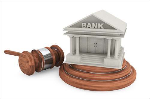 Почему банки тянут с судом за неуплату