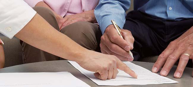 kak podpisat dogovor