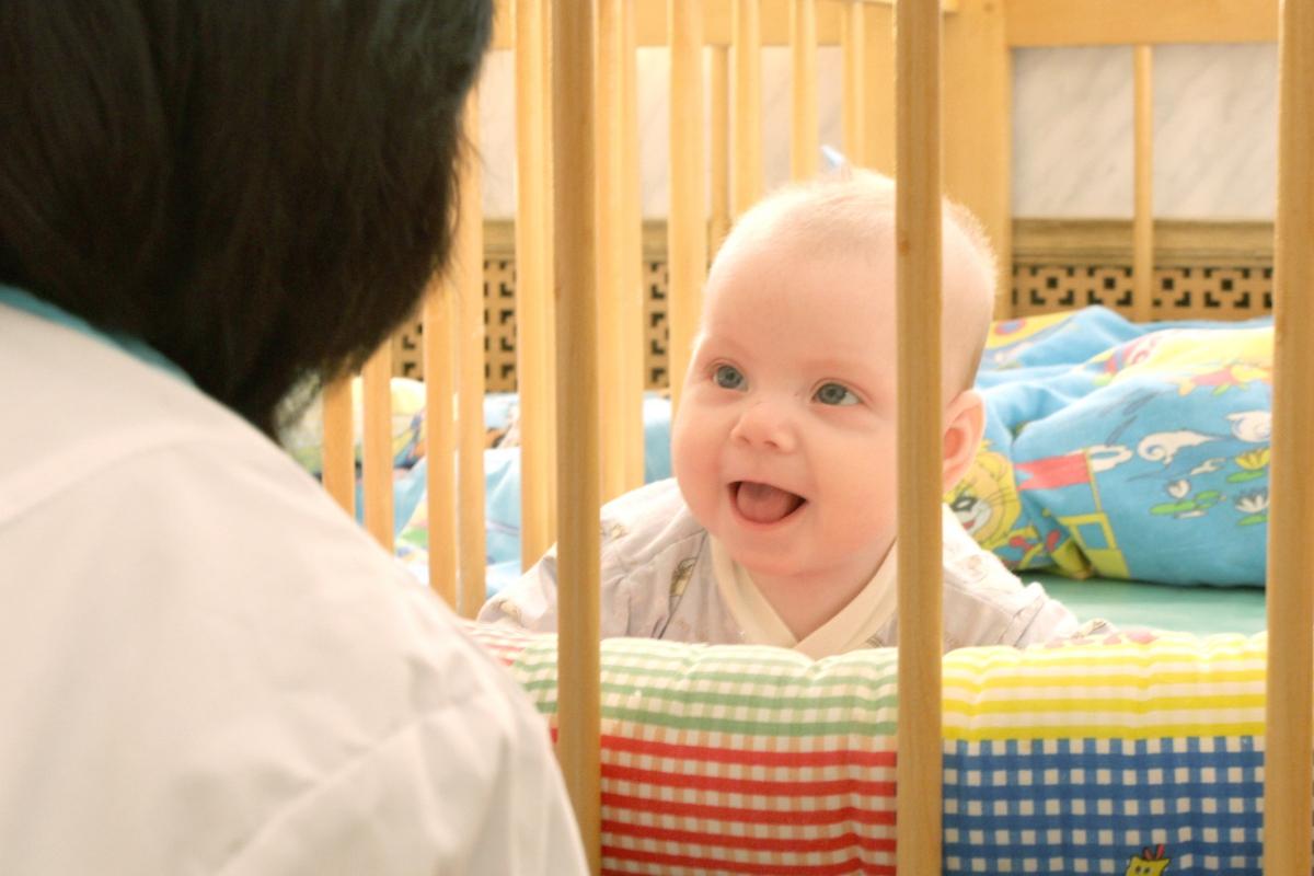Фото новорожденных детей в детдоме