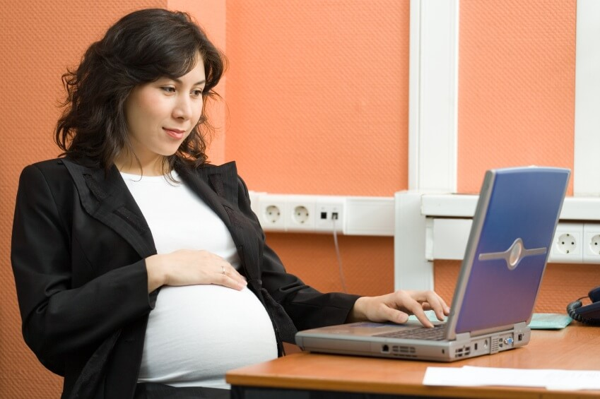Какие права имеет беременная