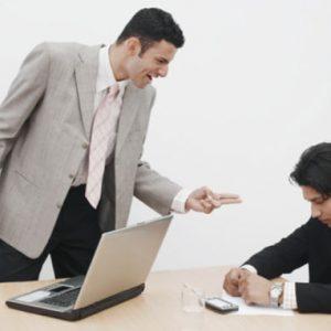 Как уволиться если начальник оскорбляет