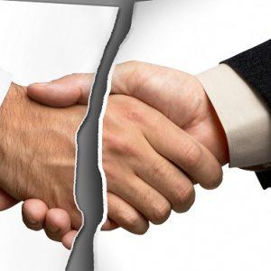 Расторжение договора в одностороннем порядке по гк рф.