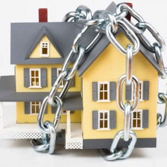 Можно забрать имущество под залогом если это единственное жилье аппарат
