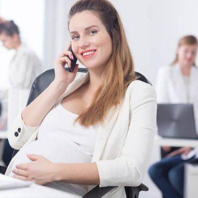 Сокращается ли рабочий день у беременной 55