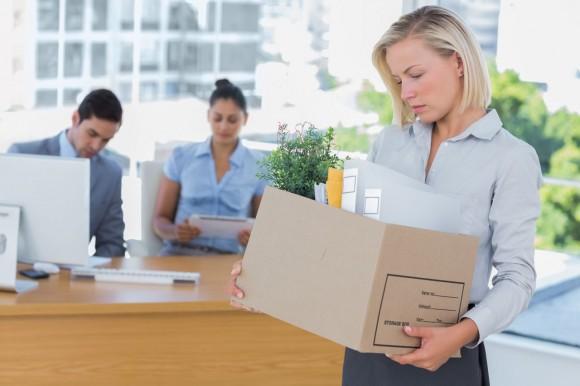 Незаконное увольнение работника по собственному желанию