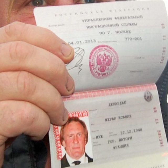 Как получить паспорт рф гражданину киргизии 2018