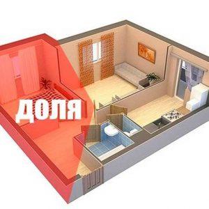 Изображение - Оценка доли квартиры перед продажей 33170-blanka-dareniya-13-doli-kvartiry-na-troih-v-neravnyh-dolyah-1-300x300