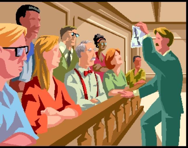 Суд присяжных в России - это... Что такое Суд присяжных в России?