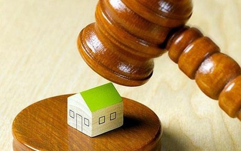Составить иск в суд о самострое