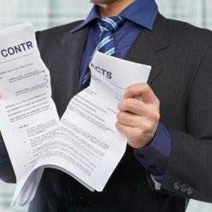 Досрочное расторжение договора аренды – как это правильно сделать
