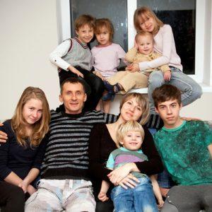 Многодетная семья правовой статус